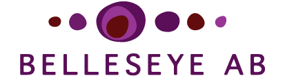 Belleseye AB logotyp